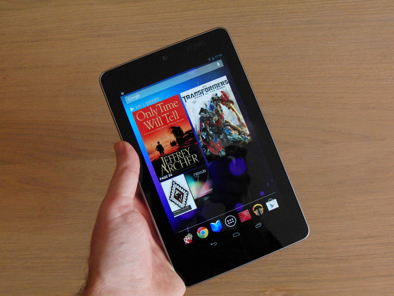 Nexus 7 VPN